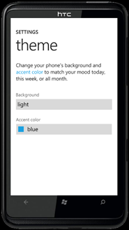 Creating a WP7 app: Supporting dark and light themes (2/6)